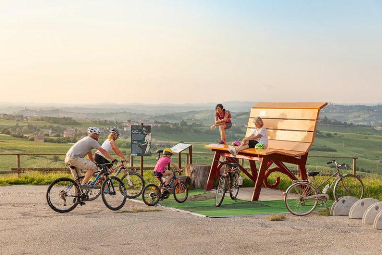 bici nel monferrato