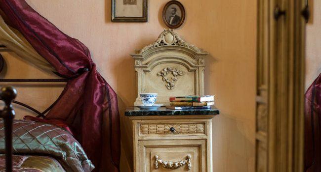 Camera Ortensie i Castagnoni