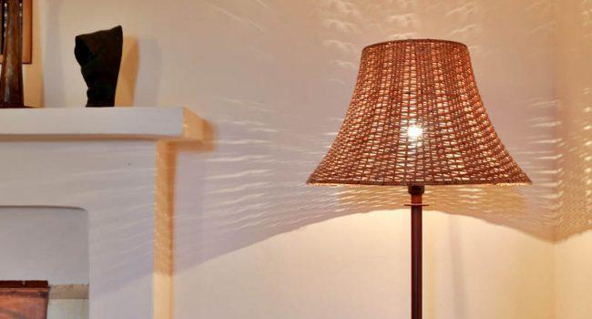 Gerani camera superior rosignano monferrato lampada