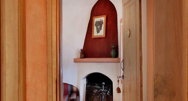 Iris Appartamento Rosignano Monferrato Caminetto